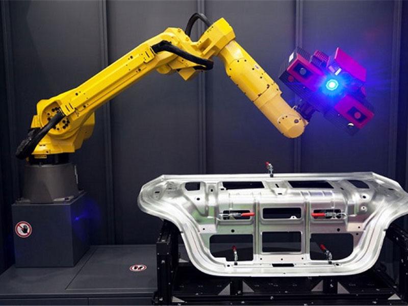 3D扫描计量校准