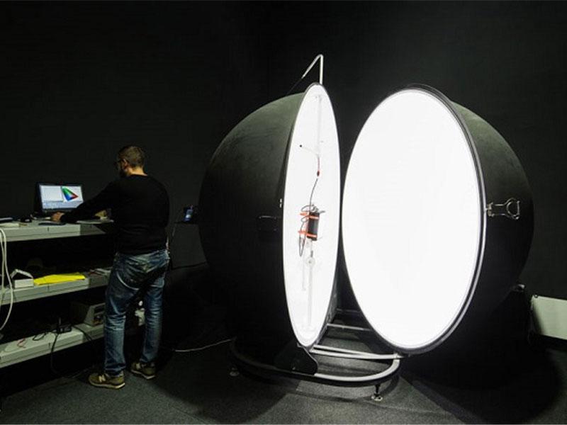 光学测量仪器校准