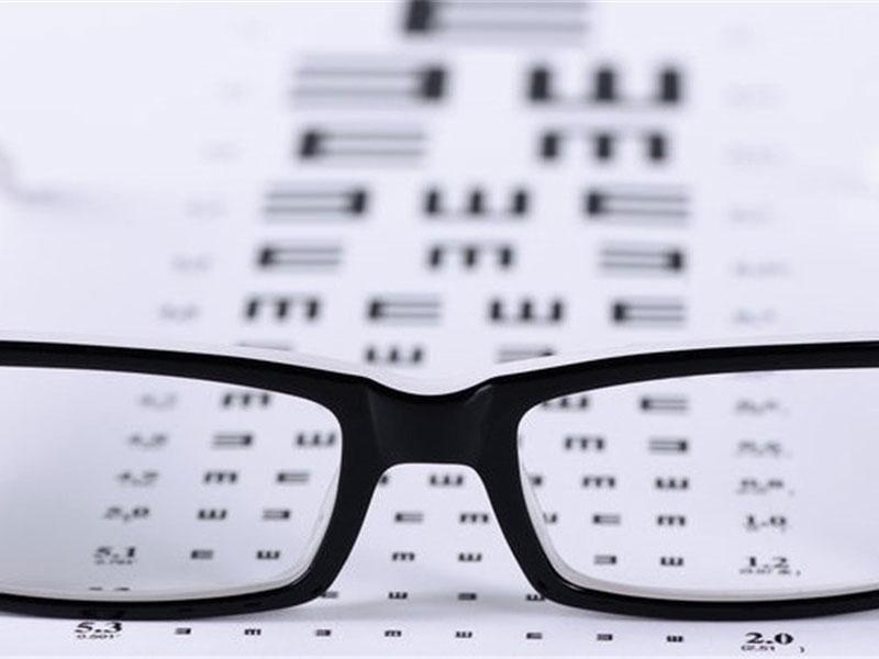 眼镜产品测试
