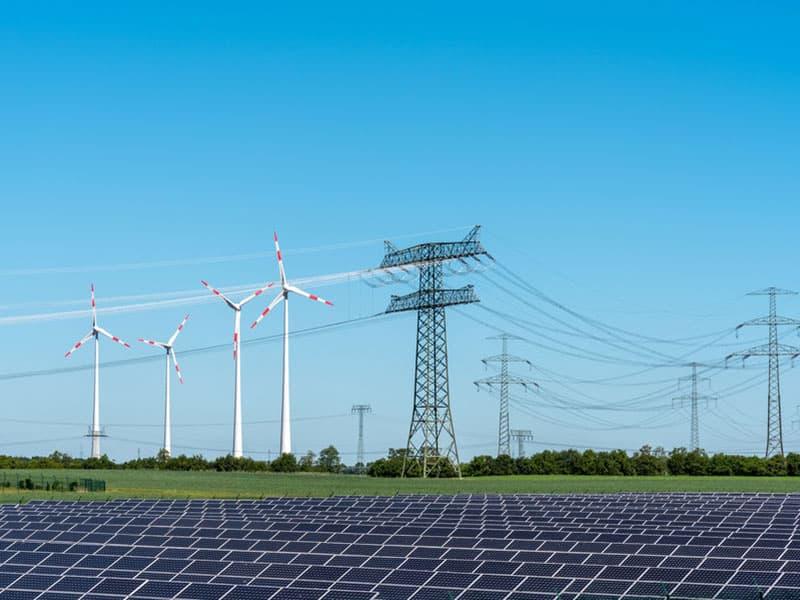 风力发电机组检验